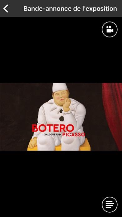 Screenshot #3 pour Botero, dialogue avec Picasso