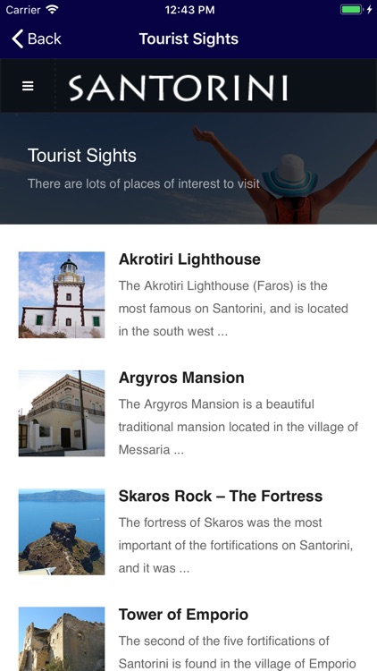 Santorini Greece screenshot-3