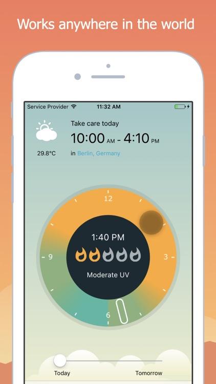 UVLens - UV Index screenshot-4
