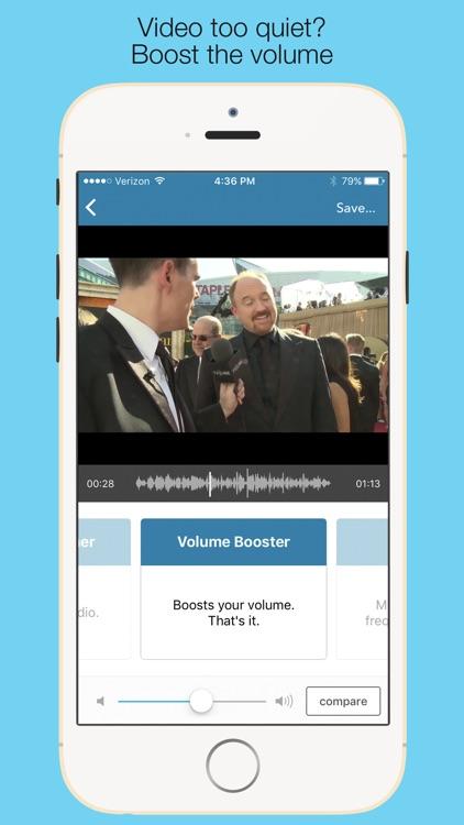 AudioFix: For Videos screenshot-0