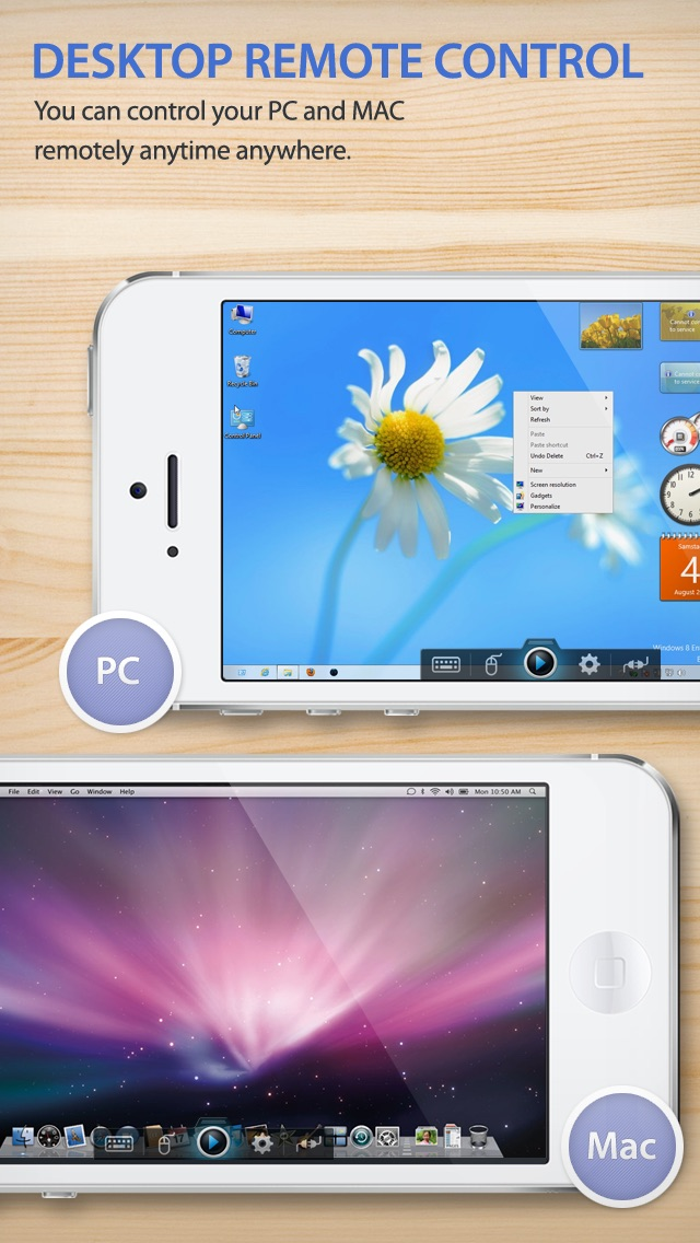 AVStreamer - Remote D... screenshot1