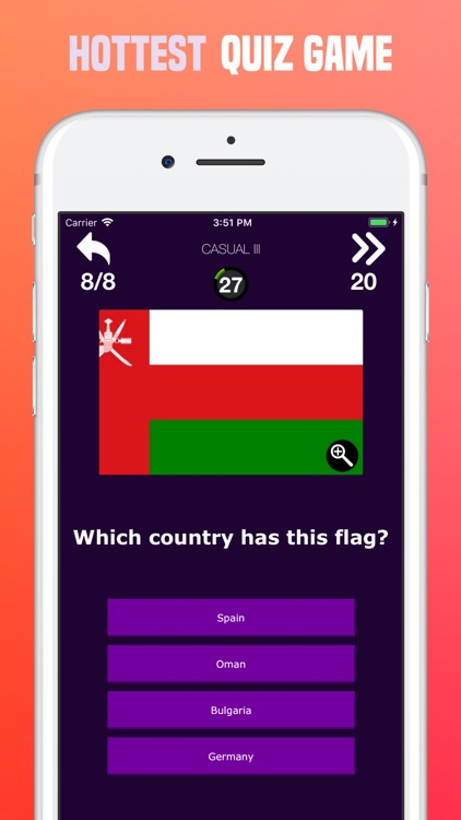 World Flags Quiz -Guess Trivia screenshot-6