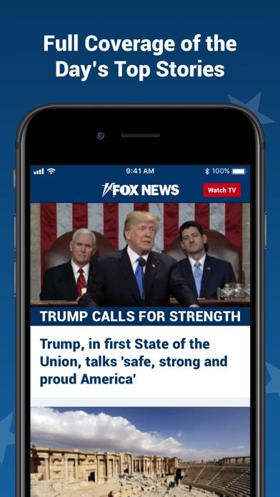 Screenshot #6 for Fox News: Live Breaking News