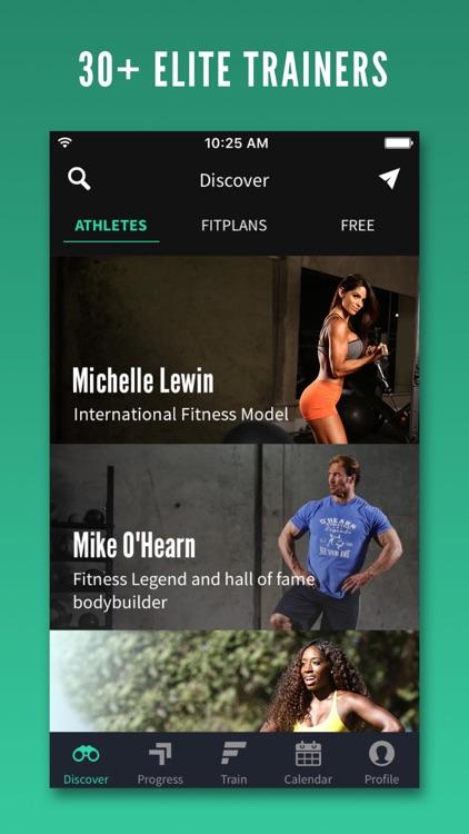 Fitplan: Gym & Home Workouts