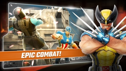 MARVEL Strike Force: Squad RPG screenshot 2