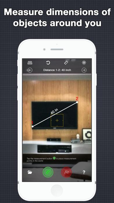 EasyMeasure AR by Caramba App Development (iOS, United
