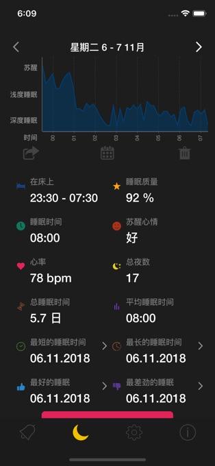 智能循环闹钟 - 协助提升睡眠质量[iOS][¥18→0]丨反斗限免