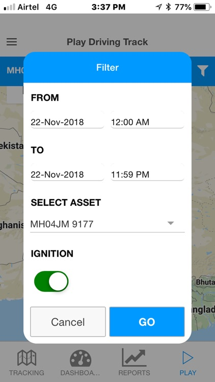 NST National Security Tracker screenshot-3