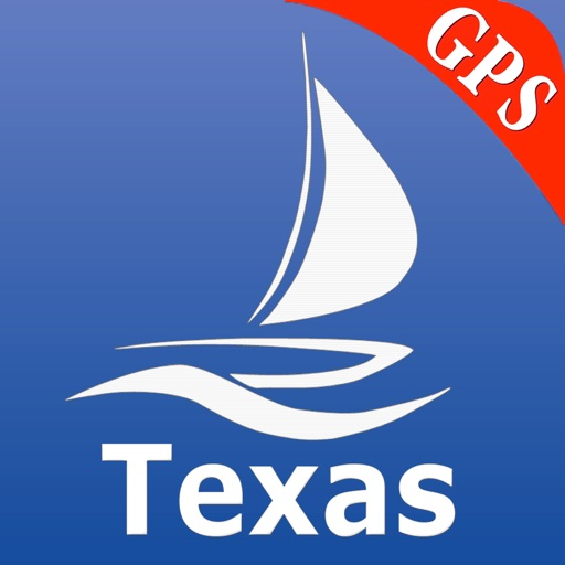 Texas GPS Nautical Charts