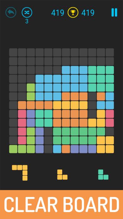 1212 Puzzle Block Game screenshot two
