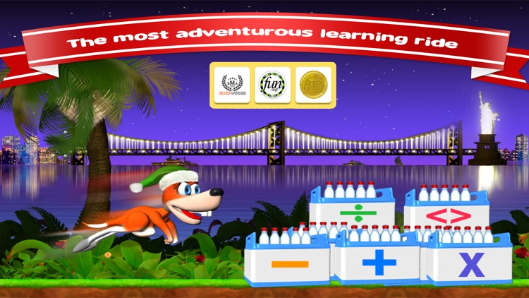 Skidos Milk Hunt: Fun Learning