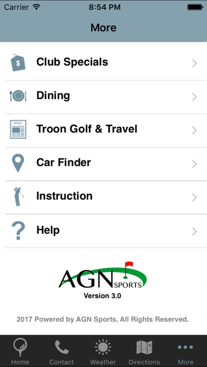 Lagoon Park Golf Course screenshot-4