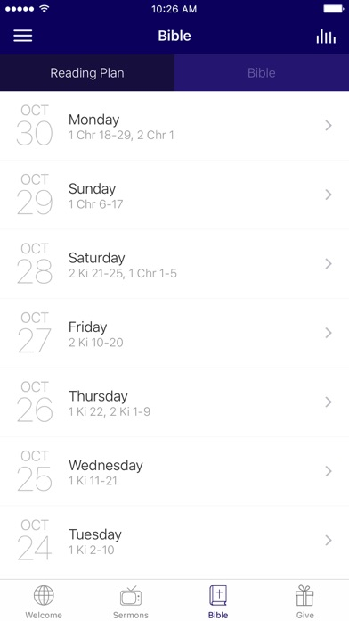 True Worship Church App screenshot 3