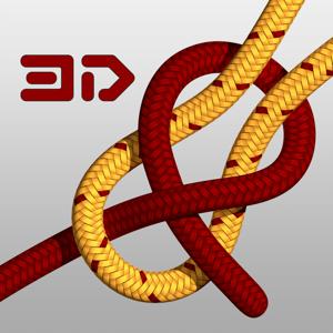 Knots 3D app