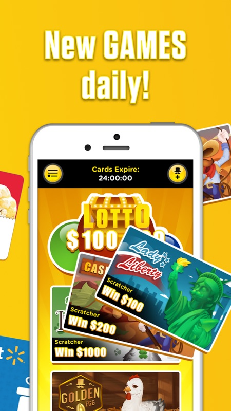 Lucky Day - Win Real Money! - Online Game Hack and Cheat