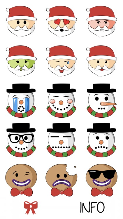 Merrymoji Keyboard & Stickers