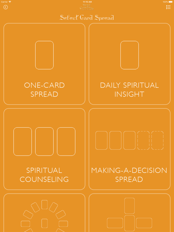 Soul Coaching Oracle Cards screenshot 7