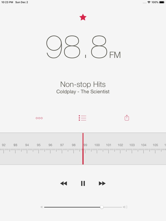 RadioApp Pro Screenshots