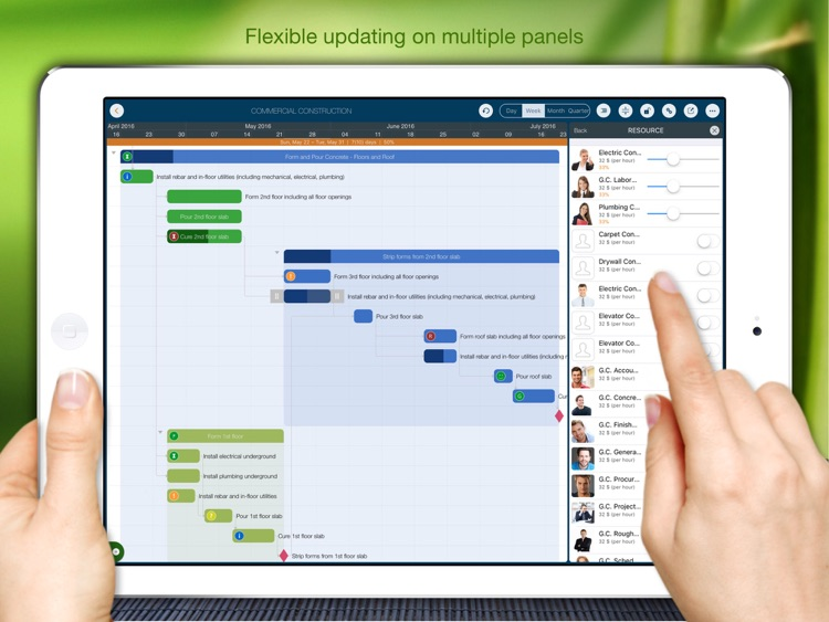 QuickPlan Basic - Project Plan screenshot-9