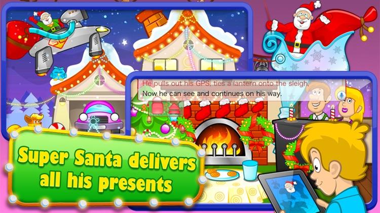 Super Santa Christmas Story screenshot-3