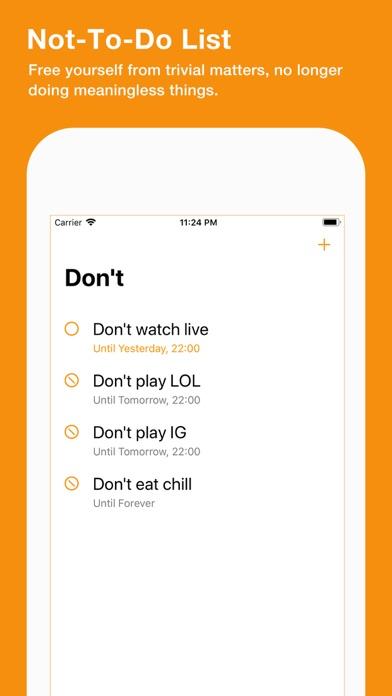Screenshot of Tododay: Reminders,Tasks,List App