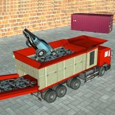 Activities of Usa Truck Crusher Simulator