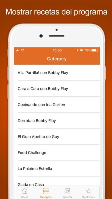 Food Recetas Latin America screenshot three