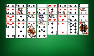 FreeCell - card game