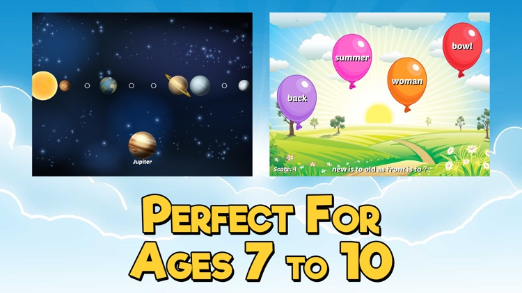 Third Grade Learning Games screenshot-3