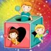 形状和颜色的幼儿  教育益智游戏