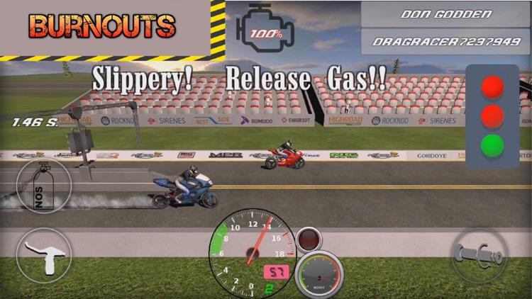 Drag Bikes screenshot-6