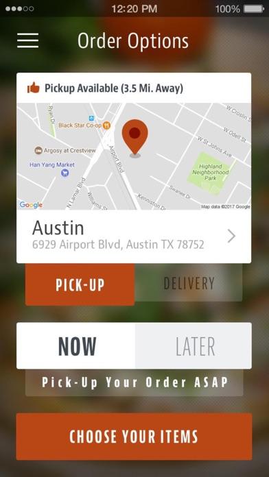Texas Pizza Pasta & More screenshot 2