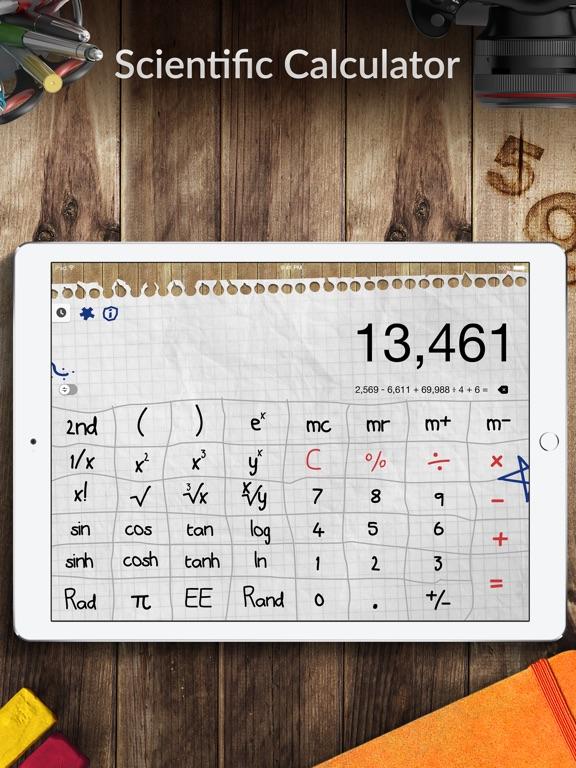 Calculator Pro+ for iPad iPad