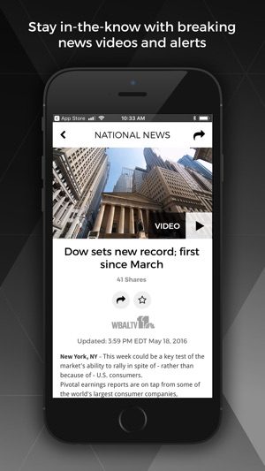 wbal tv 11 news baltimore on the app store