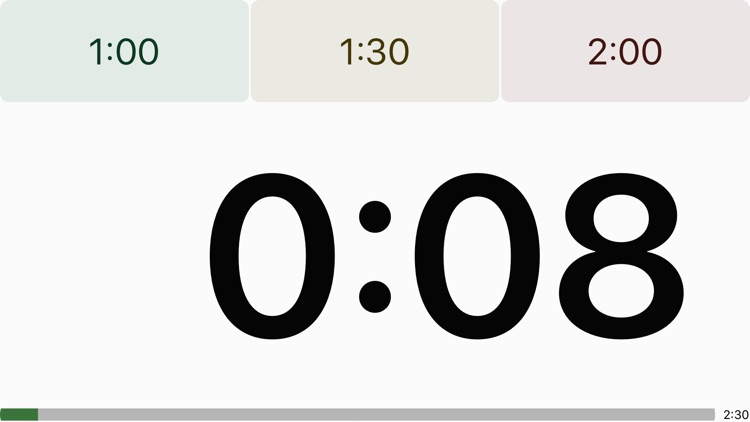 Speech Timer for Toastmasters screenshot-4