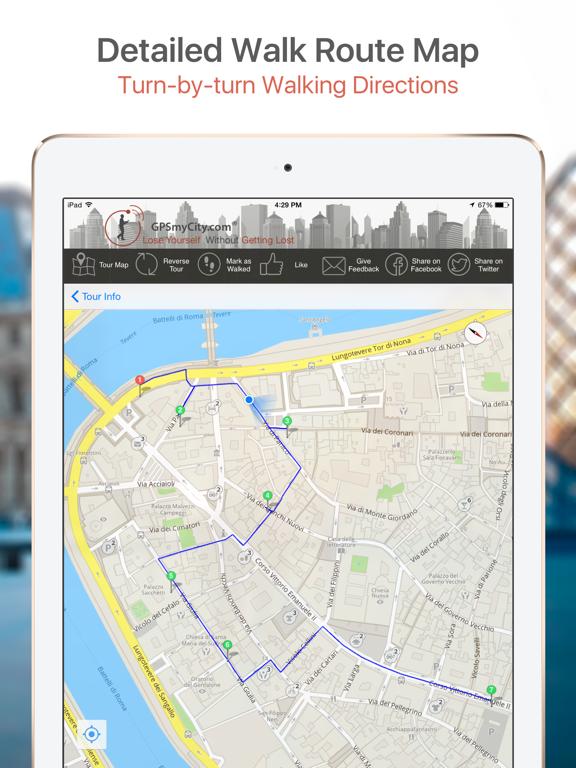 Miami Map and Walks screenshot