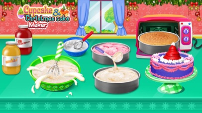 Cupcake Maker! screenshot 3