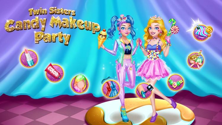 Rainbow Unicorn Candy Makeup screenshot-0