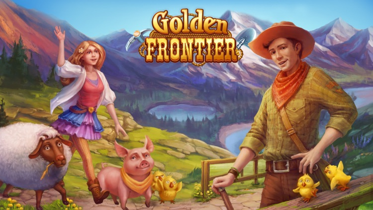 Golden Frontier screenshot-0
