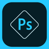Adobe Photoshop Express:画像 加工