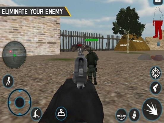 Sniper Ops Gun: Terrorist Atta screenshot 5