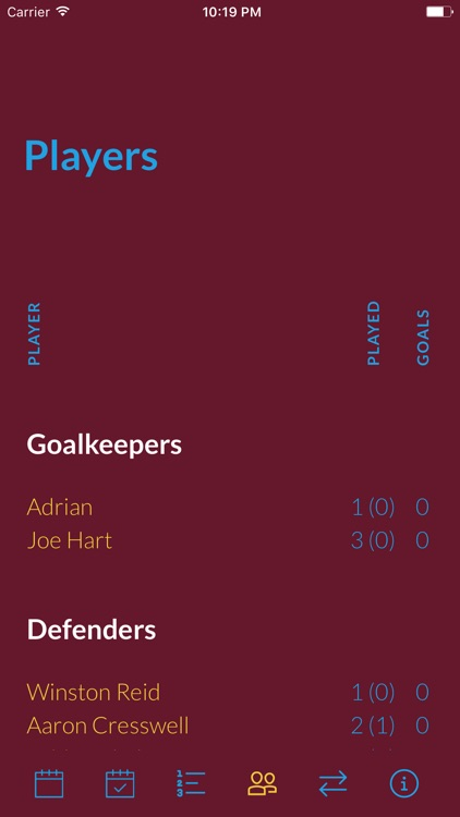 Team West Ham screenshot-3