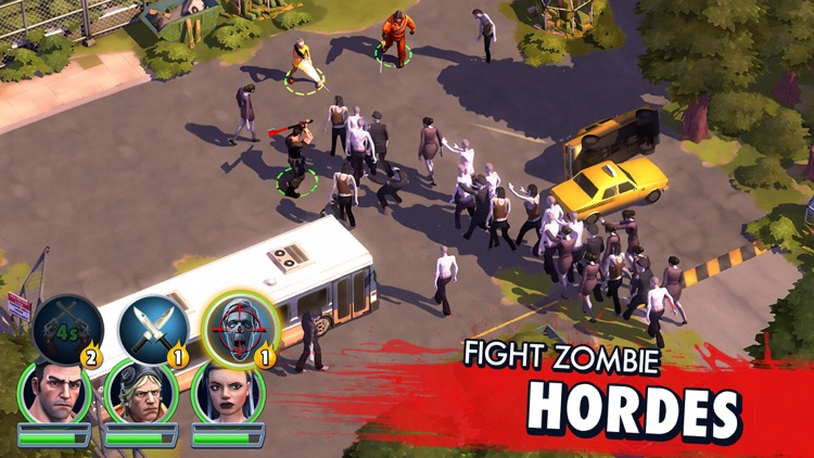 Zombie Anarchy: Survival Strategy Game screenshot-0