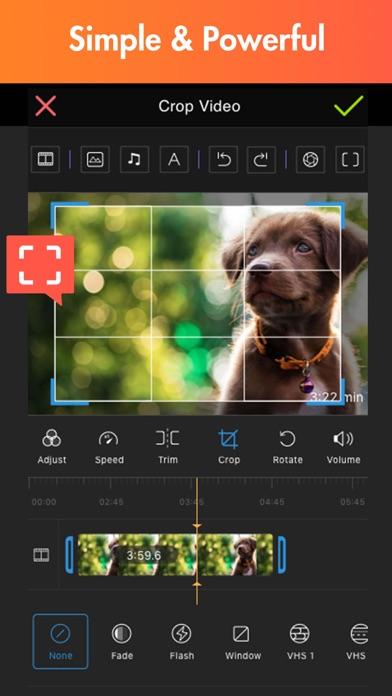 Video Editor · app image