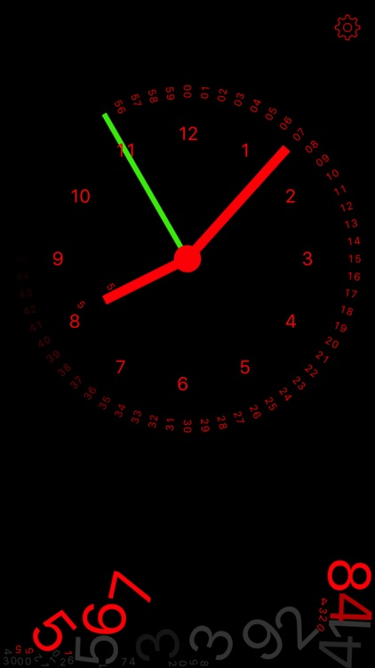 gravity clock screenshot-4