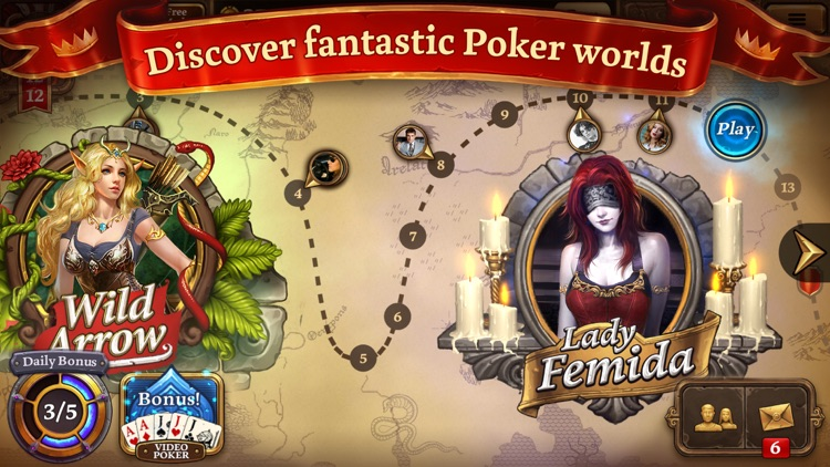 Scatter Holdem Poker screenshot-1