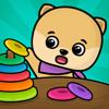 Barnspel för småbarn 2-4 år