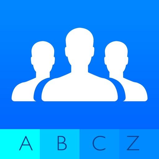 Custom Phonebook iOS App