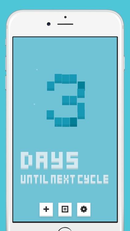Cube Period Tracker screenshot-0