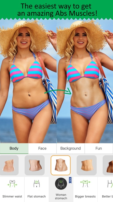 Download Retouch Me: Body & Face Editor for Pc